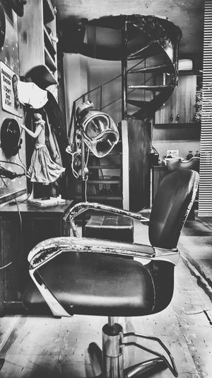 I used to seat on these Chairs as a child. I used to Observe Old Ladies patiently waiting for their Hairdresser to complete their Hairstyle Photographic Memory Hairsalon Barbershop Barber Barber Life Blackandwhite Photography Blackandwhite B&w Photography B&w Black & White From My Point Of View Fromwhereistand