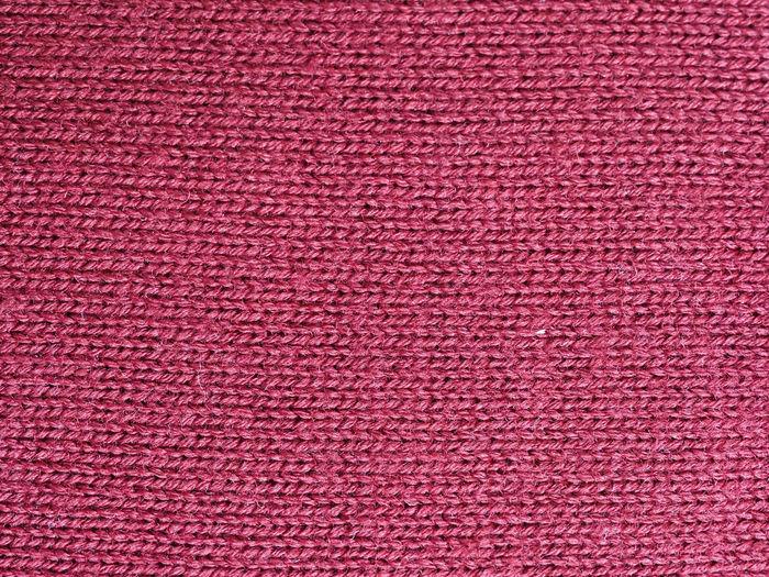 Full frame shot of red carpet
