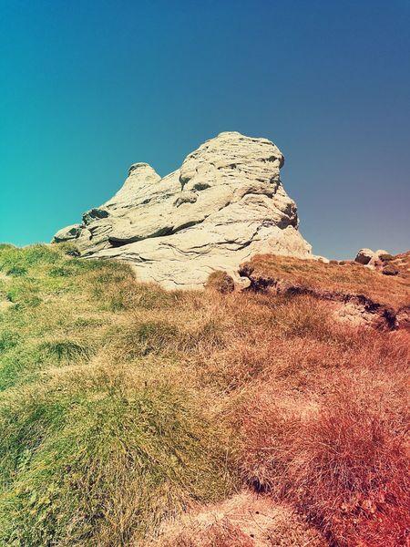 Mountain Romania Bucegi Natural Park Sfinx Outdoors