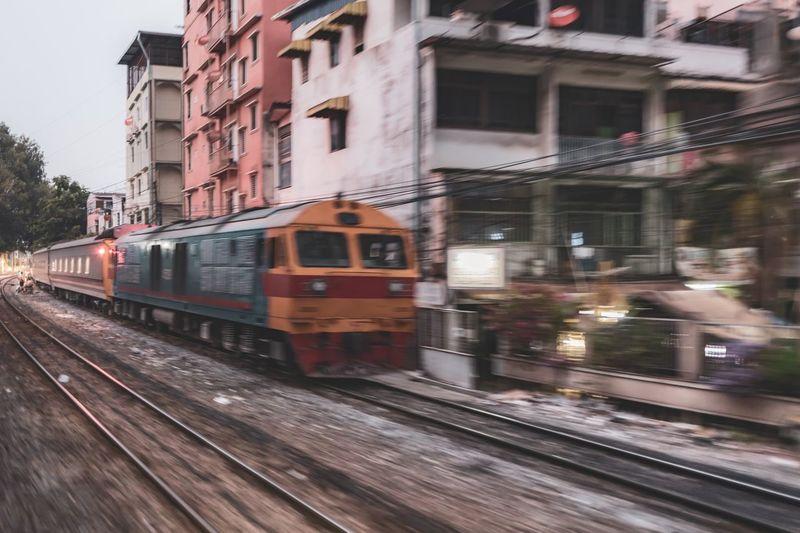 Fast Train in