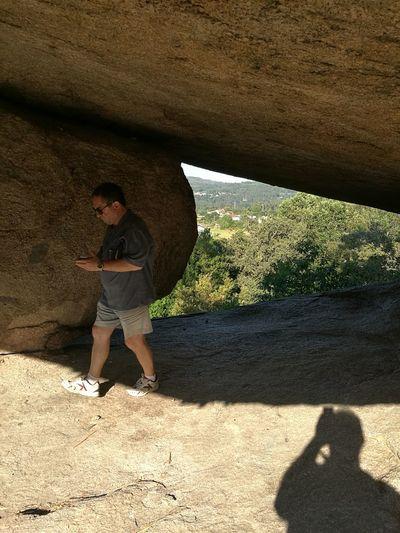 Pueteareas ,roca De Los Enamorados.