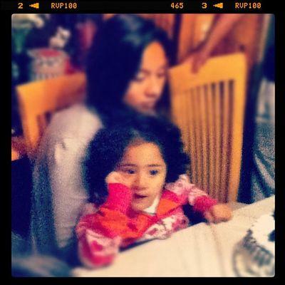 Happy Birthday Sis! @melissaorellana Cake , FamilyParties , Sister , Anita , cute, baby