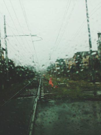 Showcase: February Raindrops Trainrail