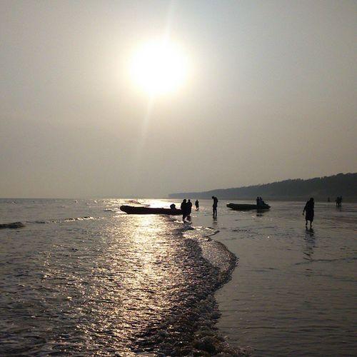 Shades Of Sea At Digha