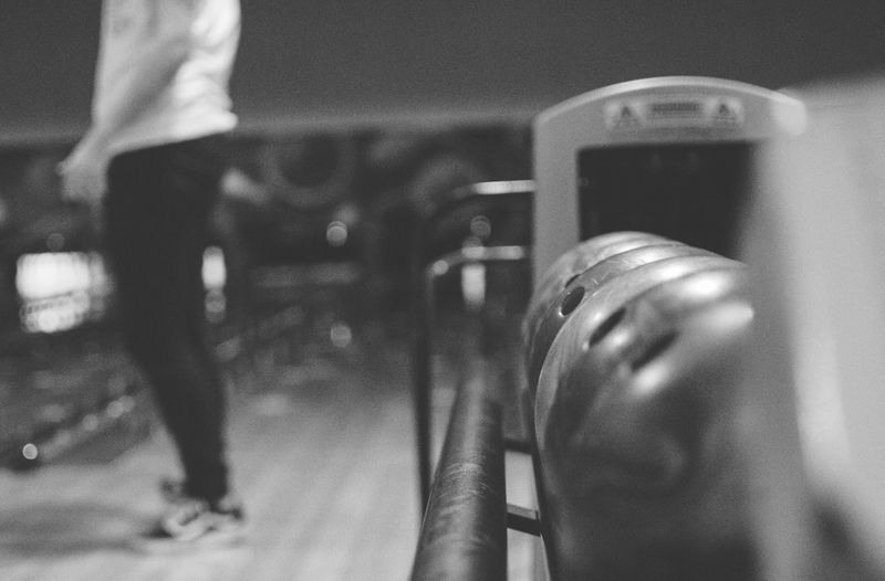 Bowling Bowling Alley Tunbridge Wells Black & White B&w Photography