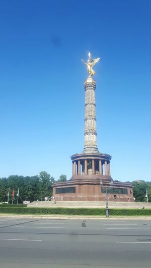Sightseeing View Enjoying Life Taking Photos Being A Tourist Tourists Victory Column Historical Sights Berlin, Germany  Victory Monument Siegessäule Berlin Monument Startup New Ways Berlin Germany Berlin Photography Taking Photos Berlin Berliner Ansichten Siegessäule  New Ways To Look At Life Historical Sights Being A Tourist Sightseeing Enjoying Life