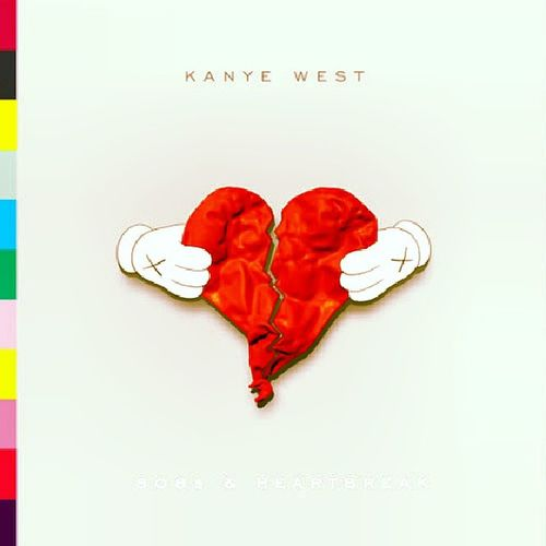 soundtrack dana Kanye West 808s Heartbreak