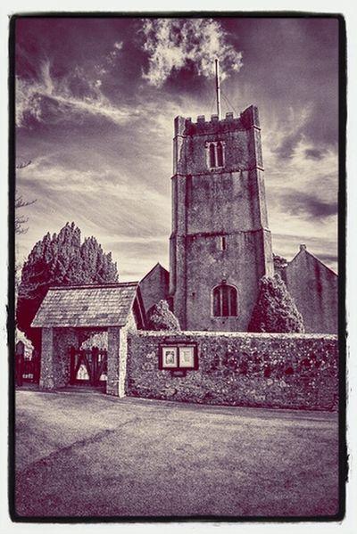 Church HDR All Saints