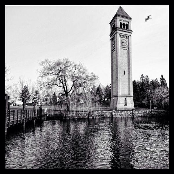 Bw_collection EyeEm Best Shots - Black + White Blackandwhite Spokane