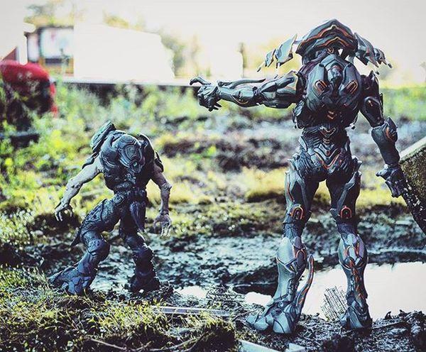Chain of command..Toyonlocation Toy_nerds Toyoutsiders Halo Halo4 Halo5 HaloReach  Capturedplastic Didact Julmdama Toydiscovery Videogames Cosplay Epictoyart Toyartistry Toyphotography Toystagram Toycrewbuddies Toptoyphotos Mcfarlanetoys