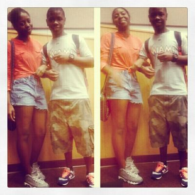 Me & Lil Bruh ♥