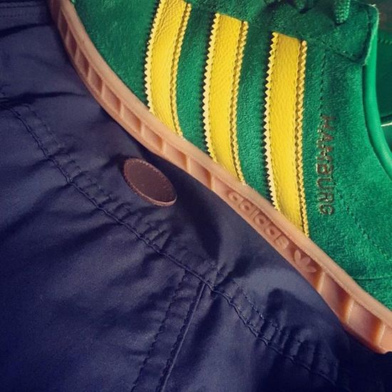 😍😎👍👟Adicasual Adiporn Adidasoriginals Adidashamburg Hamburg Prettygreen Threestripes Liamgallagher Scottsmenswear