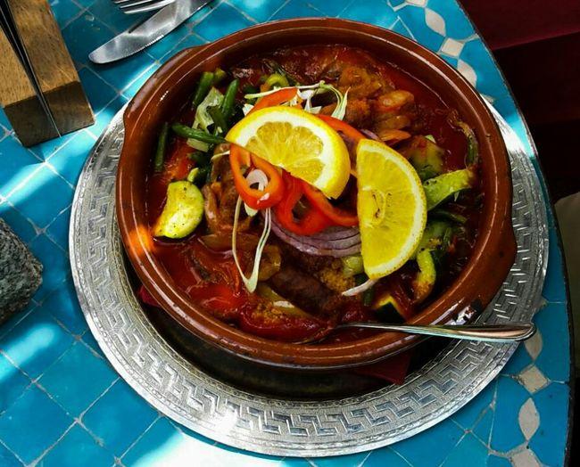 Healthy Eating Gesund Colorful Lecker Good Looking Food Marokanische Küche Marokanisches Essen Orange