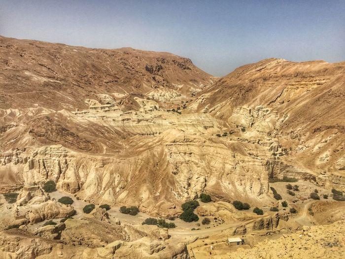 Desert Israel Desert Land Landscape Sand Environment Tranquility Scenics - Nature Mountain Nature