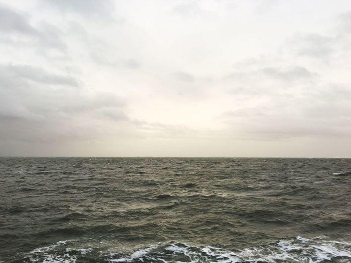 Büsum bei Wind und Wetter First Eyeem Photo