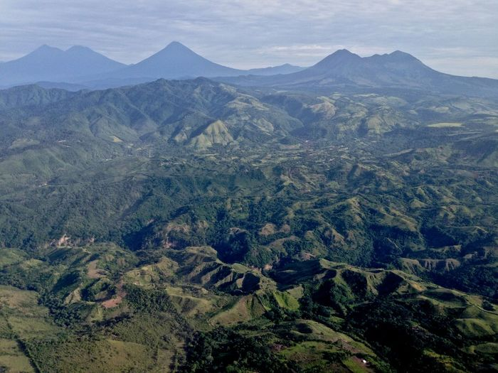 Boca costa del Sur Chopper Aereal View EyeEm Gallery Guatemala 🇬🇹 Best EyeEm Shot Best Shots EyeEm Mountain Scenics - Nature Beauty In Nature Environment Mountain Range Landscape Tranquil Scene Nature Green Color No People Tranquility