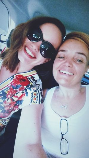 Szülinapos Anya💛 #Mom  Friendship Portrait Young Women Smiling Happiness Togetherness Looking At Camera Cheerful Women Headshot