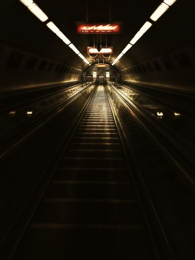 Underground Morning First Eyeem Photo
