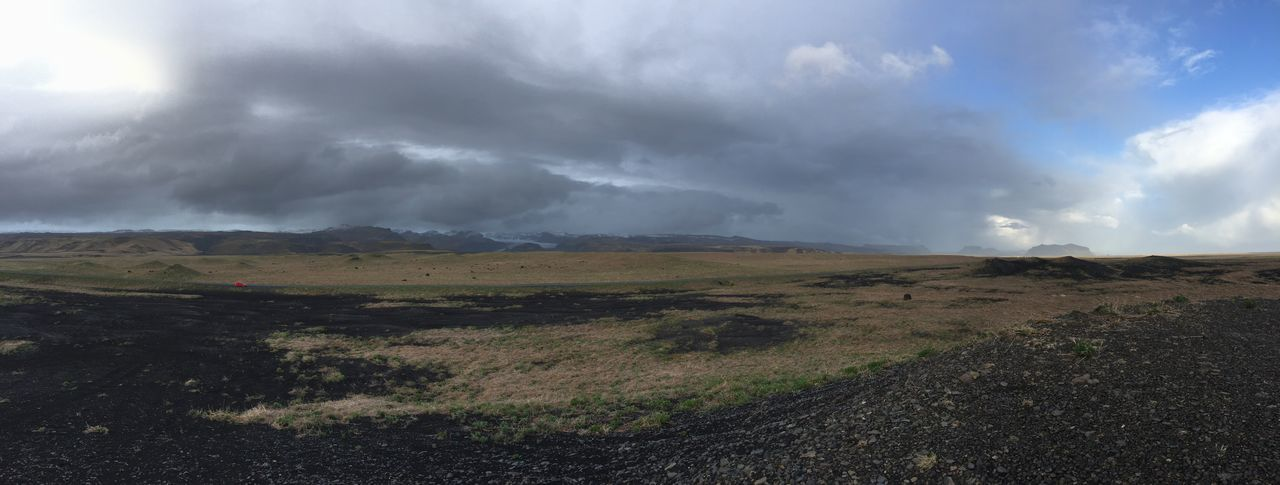 Iceland Beauty In Nature Cloud - Sky Day Environment Land Landscape Mountain Nature No People Non-urban Scene Outdoors Overcast Road Scenics - Nature Sky Storm Storm Cloud Valley