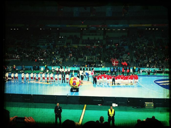 Handball World Champs.