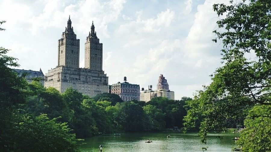 @nyc Central Park.