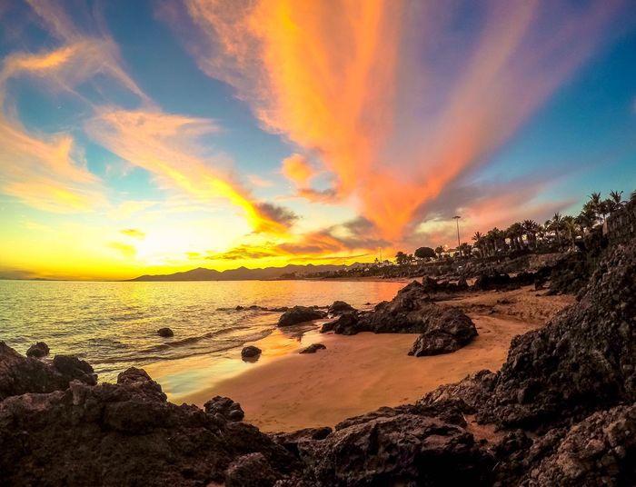 Lanzarote Sky