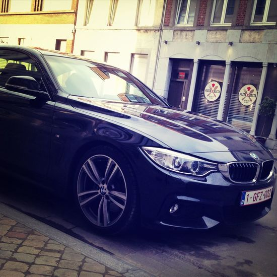 Bmw F82 435i Black Coupe