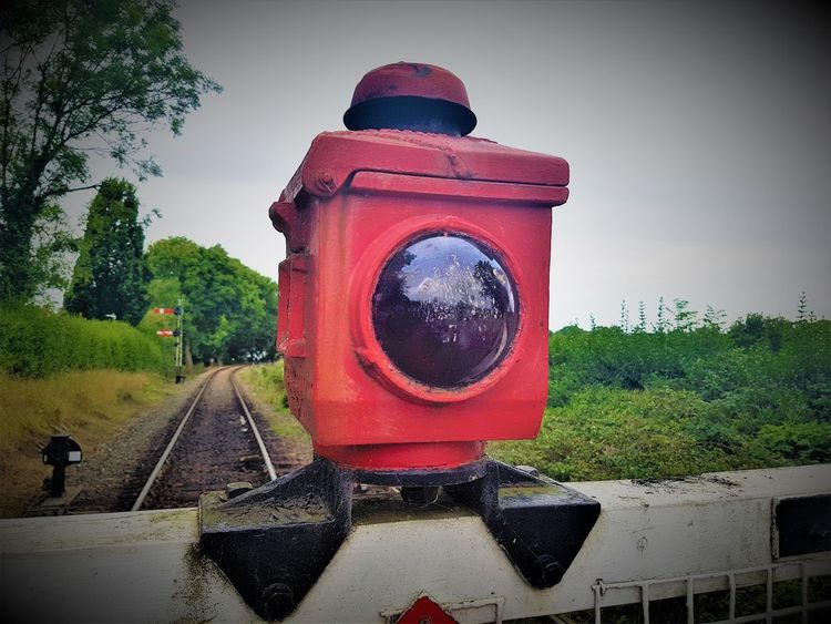 K&ESR Railway 2017 2017 2017 Year K&ESR K&ESR Railway Kent & East Sussex Railway Kent UK Rother Valley Railway The Rother Valley Railway Travel Photography Beauty In Nature Clear Sky Day Growth Kent England Nature No People Outdoors Rail Transportation Railroad Track Red Sky Transportation Travel And Tourism Travelphotography Tree