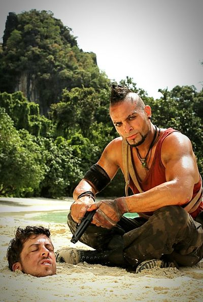 Hands down 👊💥 Michael Mando is the best damn Vaas Montenegro of all time.😌 😶 💁 And the hottest Man of all time. Who agree? 😆 Check This Out Far Cry 3 Far Cry Vaasmontenegro Vaas Montenegro Beautiful Man Hottie Hot Man Best  Playstation 3 Best Game Ever This Is For The Players