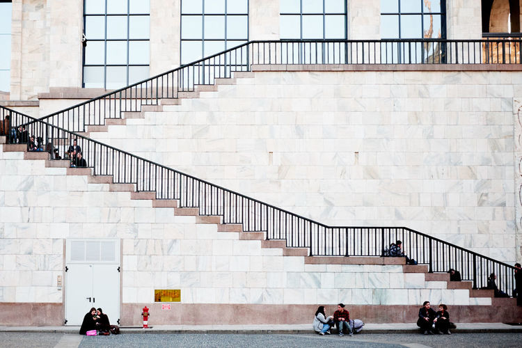 Steps Walking Steps And Staircases Architecture Staircase Built Structure City Life Person Moving Up Stairs Lifestyles Street Photography Streetphotography Geometric Shapes Lines And Shapes People City People And Places Embrace Urban Life My Year My View