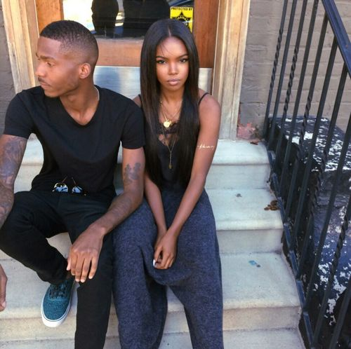 Cute Couple Ryandestiny Street Fashion Blasian