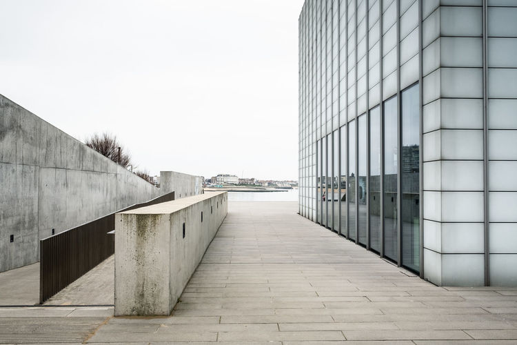 The Turner Contemporary Art Gallery, Margate, Kent, UK Architecture Built Structure Building Exterior Sky Day Building Outdoors Modern Turner Contemporary Margate Art Gallery Kent Gallery Art Modern Architecture Modern No People