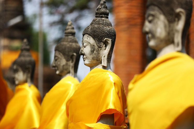 Ayutthaya Paint