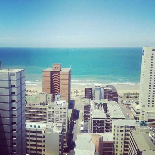 Kzn Durban Beach Seaview myflat
