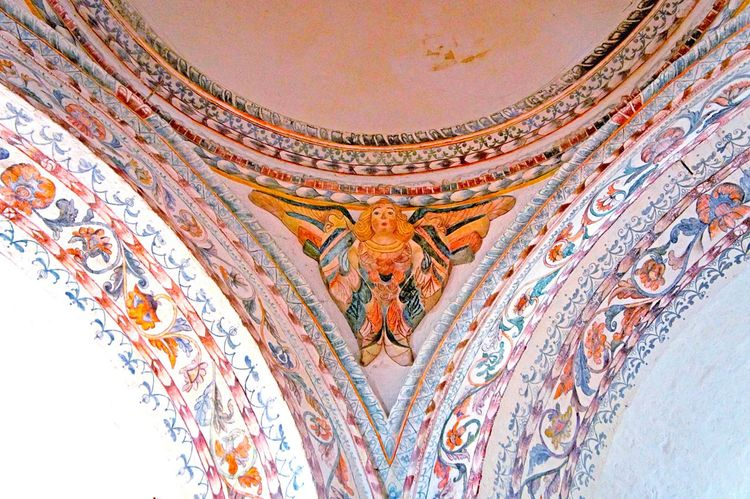 👼🏽 Ceiling Low Angle View Architecture Built Structure History Spirituality Indoors  EyeEmNewHere EyeEm Gallery Cúpula EyeEm Best Shots Cajamarca-Perú Ancient Architecture Angel Angels Laviniafenton Low Angle View Baroque Architecture