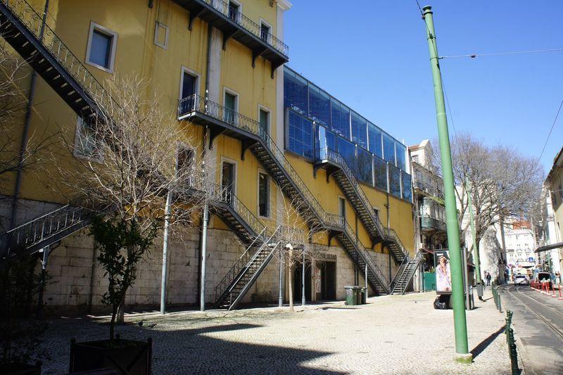 Teatro Mario Viegas Building Exterior Buildings Arquitecture Lisbon Outdoor Photography Lisbonlovers Portugal