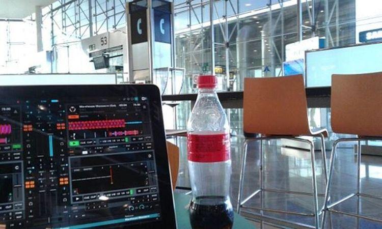 Rumbo Nueva York Barcelona Newyork Arrivederci Cocacola Music
