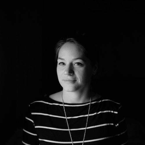 The Portraitist - 2017 EyeEm Awards Colorado homegirl in the hotel, taken next to a window. Fujifilm Blackandwhite