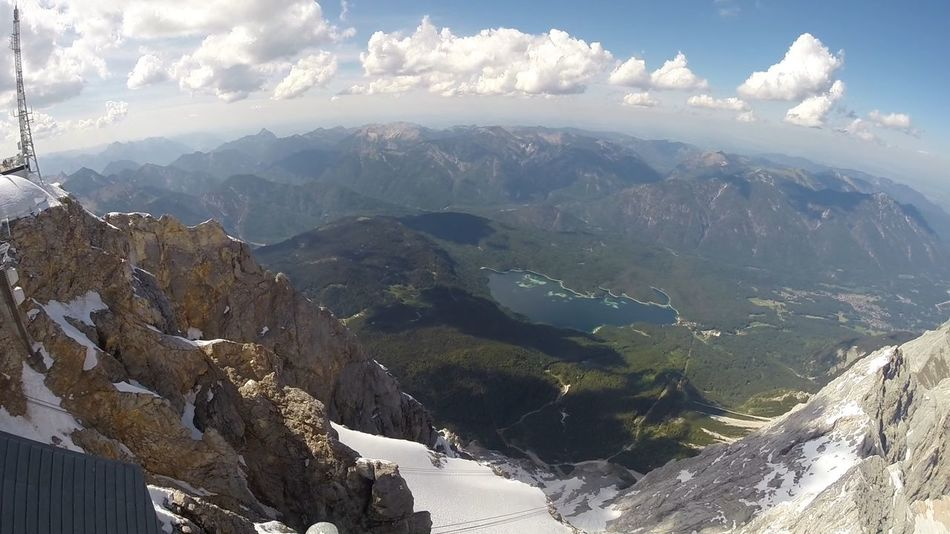 Zugspitze Check This Out Enjoying Life Quality Time