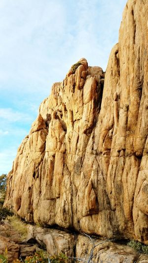 Geology Rock Formation Outdoors Nature Scenics Day Sky Rock Face Nature Landscape Taking Photos Beauty In Nature Travel Destinations