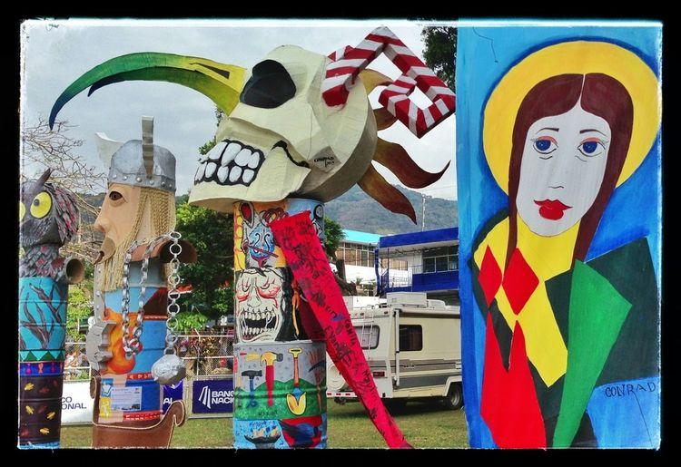 Street Art Colors Festival De Las Artes