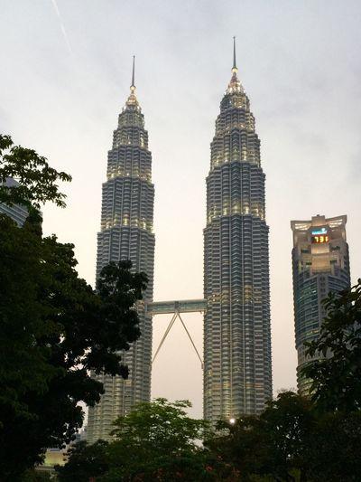 KLCC Tower Suria KLCC Malaysia Kualalumpur KLCCTwinTower