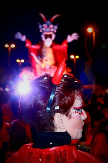 Canon1100d Devil Colorsplash Photos Around You Carnevale 2015 Puglia Carnival Urbanexploration Light