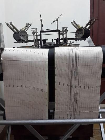 Noche de los Museos Museum Time Machine Precision
