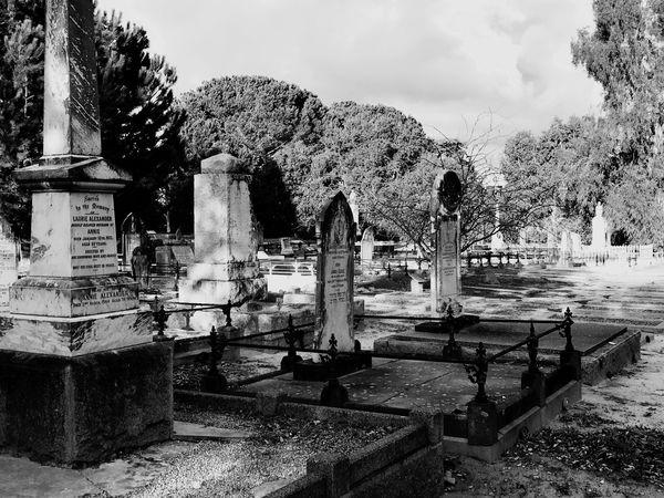 Graveyard Gravestone Rest In Peace ❤ Tombstone Cemetery Eerie Memorial EyeEm Selects