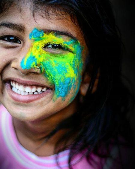 Happy Holi 💛💚💙 Sodelhi WHPexpressions Dfordelhi Indiapictures Storiesofindia Expofilm Portraitpage