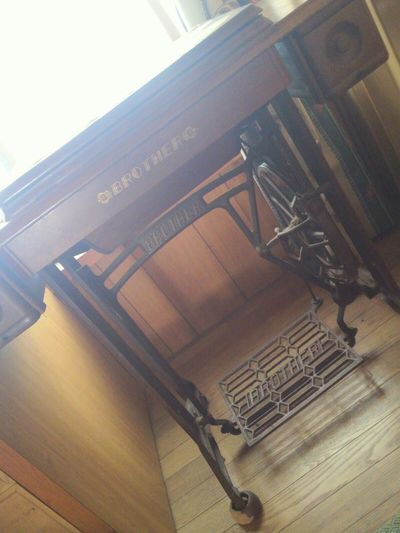 Pedal Sewing Machine