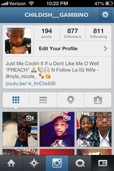 Follow my instagram i post most of my kicks n pics of me up there anyways