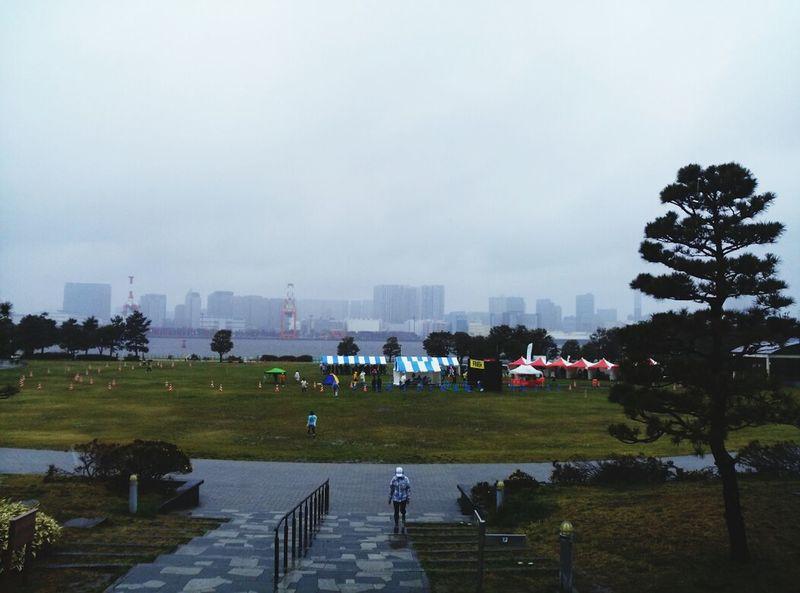 Marathon Rainy Day 悪天候のため棄権!