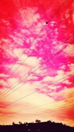 Itsapinkworld Pink Clouds And Sky Skyporn